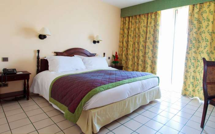 Hotel de charme Martinique, nos chambres - Hotel Bakoua, Les Trois ...