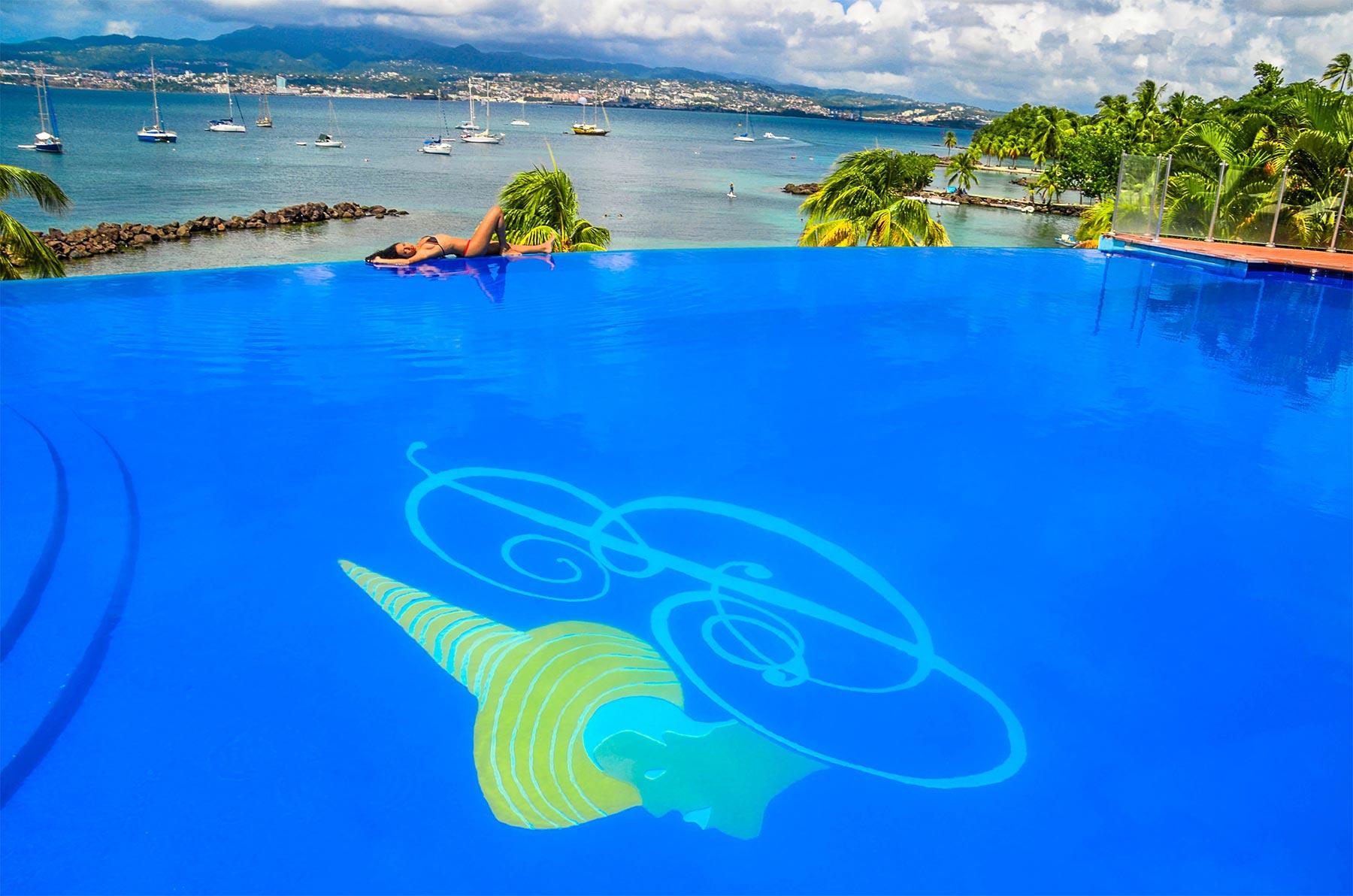 Hôtel de charme en Martinique