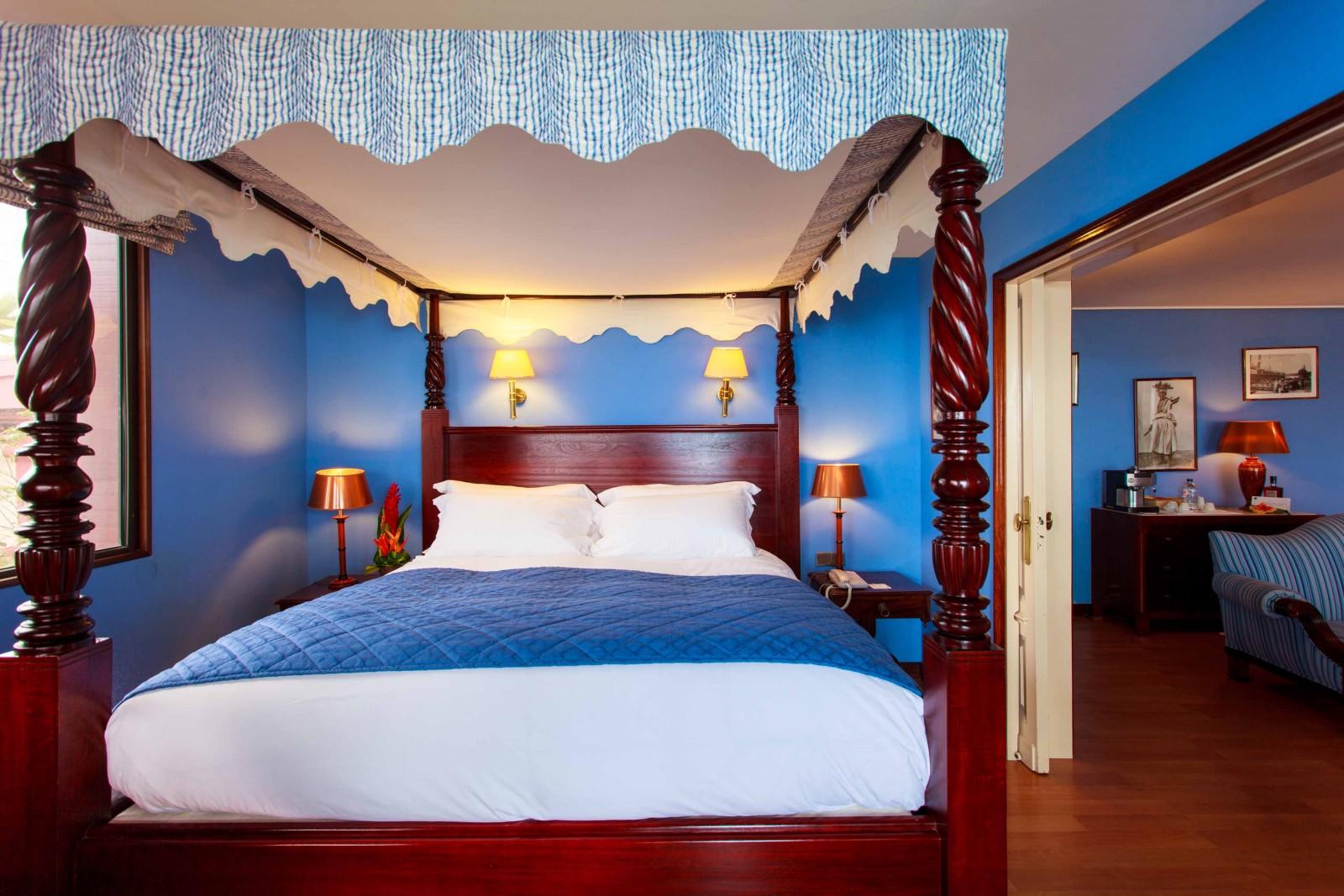 132 chambres et 6 suites élégantes et confortables